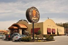 Bullfish Grill is a great place to eat in Pigeon Forge.