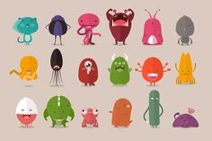 Catoblepas by buatoom , via Behance way of characters