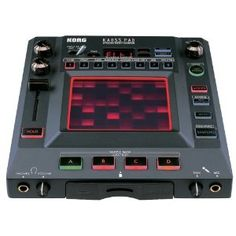 Got one of these already - need to bring it from Oz.   Korg KP3 Kaoss Pad Dynamic Effects Sampler