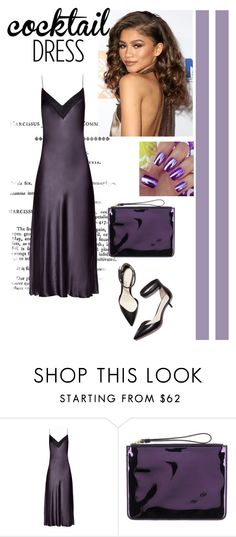 """Coctail dress"" by carlina-tof ❤ liked on Polyvore featuring E L L E R Y, 3.1 Phillip Lim and Marc by Marc Jacobs"
