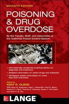 Download Poisoning and Drug Overdose 7th Edition Pdf e-Book