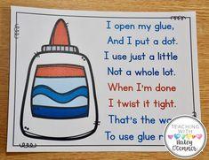 Glue Poem
