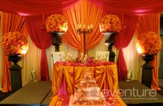 Eventure Design - corporate events | weddings | backdrops | ceiling canopies | mahitza & chuppa | room & wall liners | specialty draping | t...