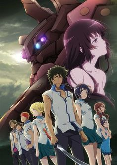 Netflix Streams Kuromukuro Season 1 Dubbed in English, Other Languages