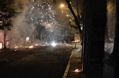 Athenians Rioted on the Anniversary of the Police Killing of a 15-Year-Old | VICE | United States