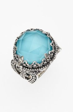 Konstantino 'Aegean' Round Stone Ring available at #Nordstrom