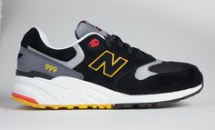 new balance 999 black crow
