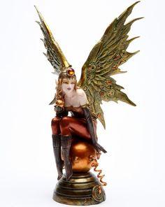 Rachel Steampunk Fairy