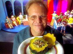 Stuffed Acorn Squash Video : Food Network - FoodNetwork.com
