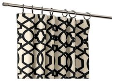 contemporary curtains by Loom Decor