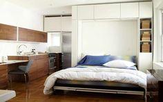 IKEA Murphy bed hack