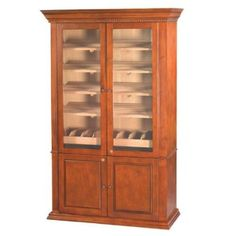 Floor Cabinet Commercial Humidor (5000 Cigars)