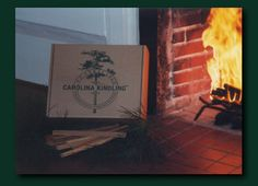 J.L. Powell & Co, Inc. - Carolina Kindling        We have a great gift idea designed for the utmost convience for you. In an effort to utilize the wonderful heart pine scrap from our flooring operation, we are reprocessing this material and packaging it in 20 lb. boxes. It is called Carolina KindlingTM and is similar to the fat lighter sticks from L.L. Bean and Orvis, having that wonderful long leaf heart pine resin.  www.plankfloors.com