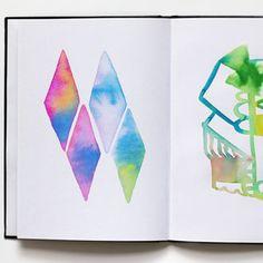 Sketchbook Series: Ana Montiel