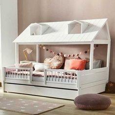 Beachhouse Kinderbett in drei Größen: 90 x200 cm, 120 x 200 cm und 140 x 200 cm