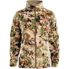 A necessity for any big game hunt, the ultra-breathable Kelvin Active Jacket is an ideal outer layer in mild conditions and a perfect insulator for active hunts when the mercury plummets. Sitka Camo, Sitka Gear, Big Game Hunting, Hunting Gear, Crossbow Hunting, Hunting Stuff, Camouflage Patterns, Puffy Jacket, Hunting Equipment