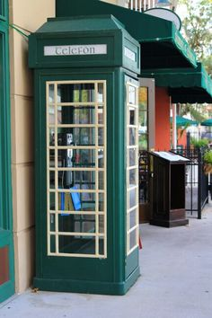 Phone booth in Ireland Telephone Call, Telephone Booth, Antique Phone, Police Box, Red Bus, Post Box, Basement Designs, Basement Ideas, Mail Boxes