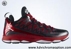 45bd626aa120 Jordan CP3.VI Black White Gym Red 535807 003 CP3 Shoes 2013 Kd Basketball  Shoes