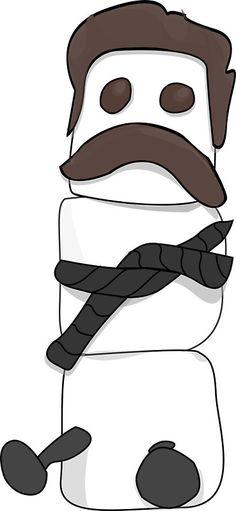 Marshmallow Ron