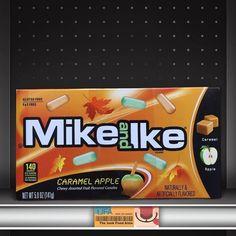 Mike and Ike Caramel Apple