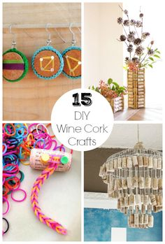 If you have a few wine corks lying around, these DIY Wine Cork Craftsare for you! There's just something about wine corks that makes them perfect for crafting. Go ahead, grab that bottle of corks you've been saving and get... Continue Reading →