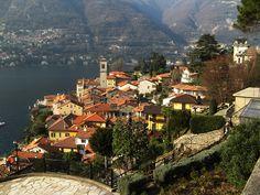 Torno, Italy.  Photo by S. Pogany