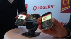 Rogers and CIBC are the first to announce that they will be launching a digital wallet application. I was surprised to read in this article that only 5% of Canadians have engaged in some kind of smartphone-based mobile banking. Given that number and the fact that the app will initially only be available on three models of Blackberry, I assume they're not expecting a huge takeup when they finally launch...