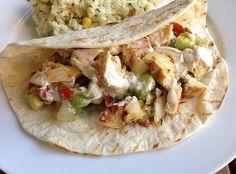 Receta de Tacos de pollo ¡Deliciosos!   #RecetasMexicanas #CocinaMexicana #ComidaMexicana #TacosMexicanos #TacosDePollo
