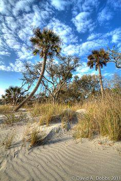 Folly Island, South Carolina