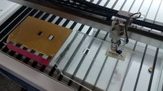 Instalación en San bernardo, CNC laser 1410 130w, Muchas gracias IVAN BARRERA GODOY por la excelente elección