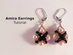 Amira Earrings - YouTube