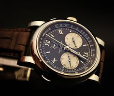 TIME-KEEPERS - A.Lange & Sohne