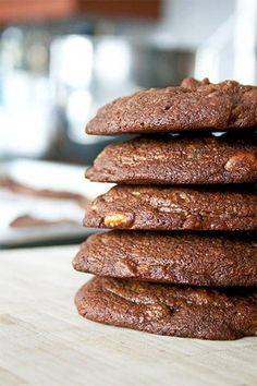 Chocolate orange ginger cookies | www.gottagetbaked.com