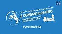 """A partire da domenica 1 marzo, il Complesso monumentale di San Francesco – Museo Civico di Cuneo aderisce all'iniziativa """"Domenica al museo"""", che mensilmente contribuisce ad accrescere il numero dei visitatori di beni culturali statali su tutto il territorio italiano attraverso l'agevolazione della gratuità.  http://www.comune.cuneo.gov.it/news/dettaglio/periodo/2015/02/10/domenica-al-museo.html"""