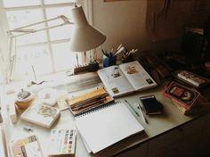 รูปภาพ study, book, and room