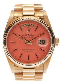Man's rolex  many colors to chose from for  the face