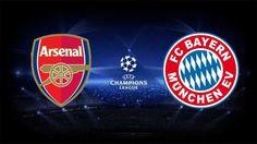 Arsenal vs Bayern Munich Full Match HD Champion League Highlights game 2017