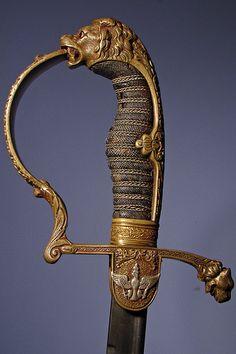 German Sword Hilt | Flickr - Photo Sharing!