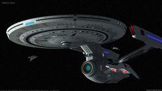 Star Trek: EXETER-class, Constitution-class revival concept-prototype