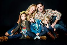 Great family shot....Simplicity Photography