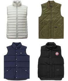 To mark the onset of colder weather we've pulled together a definitive guide to show you how to put 9 of the best layering pieces to work this autumn/winter, from the gilet to the shacket. Guy Style, Being Used, Cold Weather, Layering, Fall Winter, Vest, Mens Fashion, Guys, Clothing