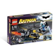 LEGO Batman's Buggy: The Escape of Mr. Freeze (7884) - NOT MINT BOX by LEGO. $149.00. LEGO Batman's Buggy: The Escape of Mr. Freeze (7884). Vintage from 2007 the set turn to the bigest collected Batman sieres to date. LEGO Batman's Buggy: The Escape of Mr. Freeze (7884)