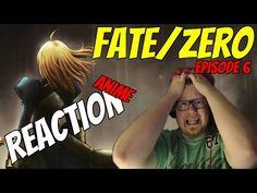 Fate/Zero Episode 6 REACTION   Anime