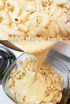 Mae's Mac and Cheese – The Maeday Chronicles Slow Cooker Recipes, Soup Recipes, Dinner Recipes, Cooking Recipes, Freezer Meals, Quick Meals, Freezer Recipes, Winter Food, Easy Cooking