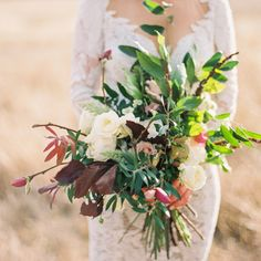 Floral Design—Sprout  Photography—Taylor Lord bridal bouquet