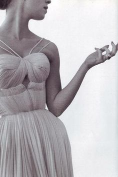 model's own: Madame Gres