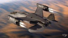 Hypersonic by forgedOrder.deviantart.com on @DeviantArt