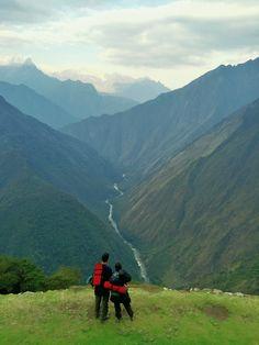 Trilha Inca, Caminho para Machu Picchu, Peru
