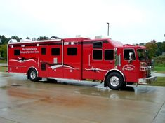 Carroll County Fire Rescue Sutphen Command Truck