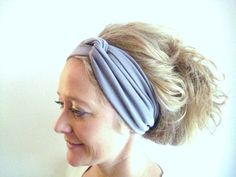 "Haarband Turban ""Fashionista"" von  Maria Elfenbunt auf DaWanda.com Etsy, Hair, Fashion, Amazing, Moda, Fashion Styles, Fashion Illustrations, Strengthen Hair"